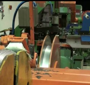 The solution for wire coil strapping machine and compressing machine