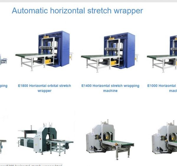 orbital stretch wrapper manufacturer
