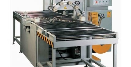 Copper coil winding packaging machine