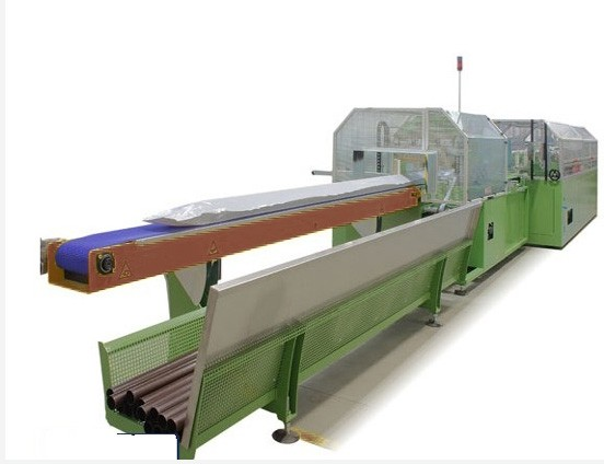 Full automatic PPR / PVC pipe bagging packaging line